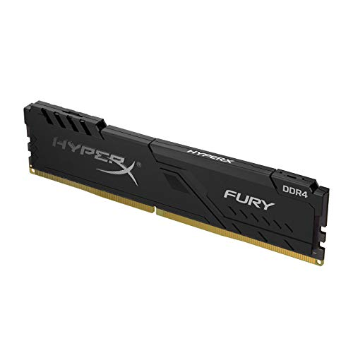 HyperX FURY Black HX426C16FB3/8 Arbeitsspeicher 8GB 2666MHz DDR4 CL16...