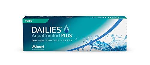 Dailies AquaComfort Plus Toric Tageslinsen weich, 30 Stück, BC 8.8...