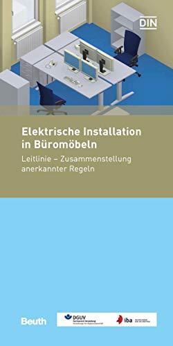 Elektrische Installation in Büromöbeln: Zusammenstellung anerkannter...
