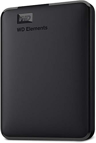 WD Elements Portable, externe Festplatte - 1 TB - USB 3.0 -...