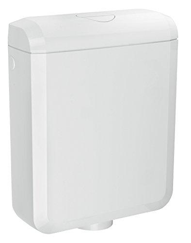 Cornat Spülkasten LEDA NEW, weiß / Zweimengenspülung /...