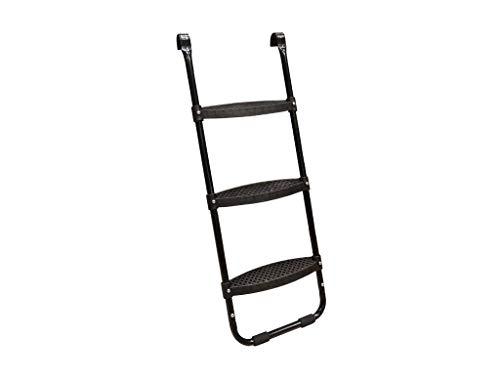 North Trampoline Leiter, praktisches Trampolin-Zubehör, 3 breite...