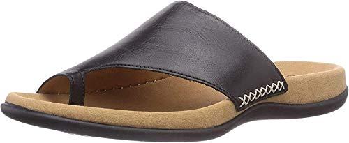 Gabor Shoes Damen Gabor Jollys-03.700 Pantoletten, Schwarz, 39 EU