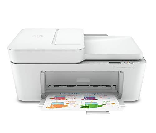 HP DeskJet Plus 4110 Multifunktionsdrucker (Instant Ink, Drucker,...