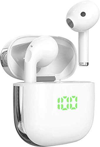 Bluetooth Kopfhörer,Bluetooth 5.1 In Ear Ohrhörer,30 Stunden...