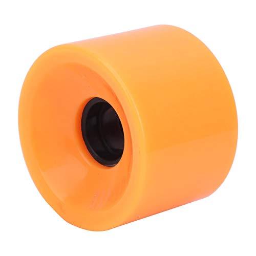 Okuyonic Sliding Skateboard Zubehör (Blau Orange Weiß) 4PCS / Set...