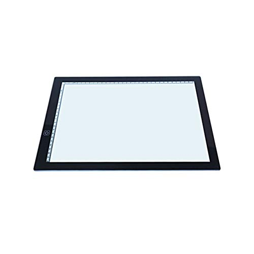 Ballylelly Tragbare ultradünne A3 LED-Kontrollleuchte Touch Board...