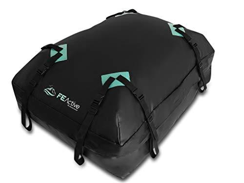 FE Active Dachgepäckträger Tasche Dachkoffer – 428L 100%...