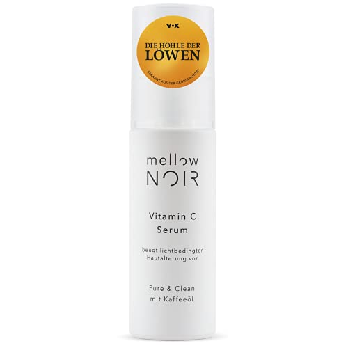 mellow NOIR Vitamin C Serum | beugt lichtbedingter Hautalterung vor |...