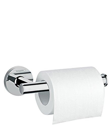 hansgrohe Logis Universal Toilettenpapierhalter (Badzubehör, ohne...