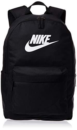 Nike Heritage Sac a dos 2.0, Unisex-Erwachsene , Schwarz...