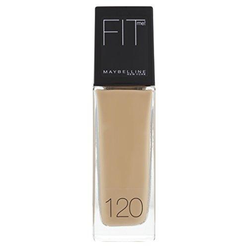 Maybelline New York Make Up, Fit Me! Foundation mit LSF18, Für...