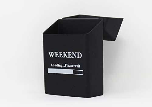 molinoRC Zigaretten-Box aus Silikon | Weekend - Zigarettenhülle |...