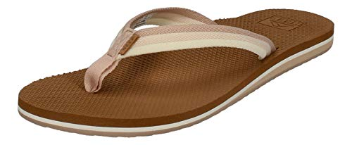 Reef Womens Voyage Lite Beach Fashion casual Flip-Flop, Natural Ombre,...