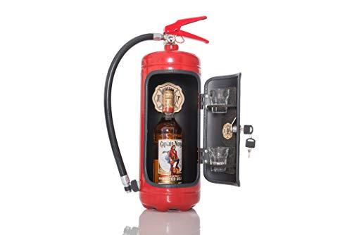 Die Minibar für alle Feuerwehrler/Unerlässliches Feuerwehr Zubehör...