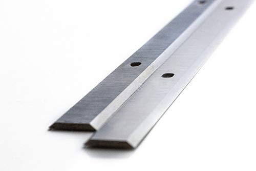 2 Stück/Scheppach Dickenhobel PLM1800 Hobelmaschine Ersatzhobelmesser...