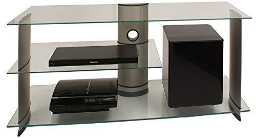 VCM TV Rack Lowboard Konsole Fernsehtisch LCD LED Möbel Bank...
