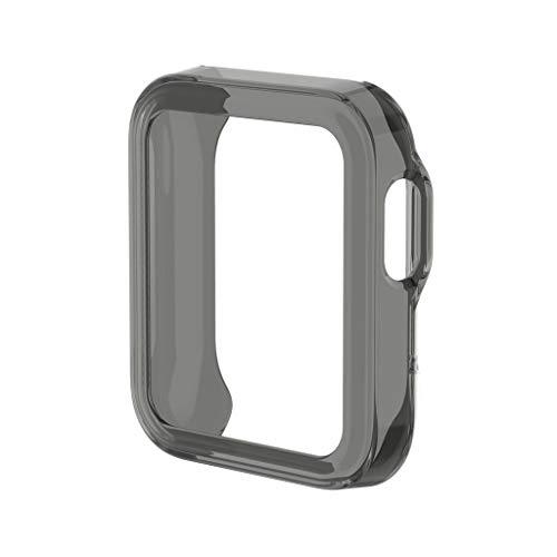 zhiwenCZW Ultra-Slim TPU Uhrengehäuse Hautschutzhülle für -Xiaomi...