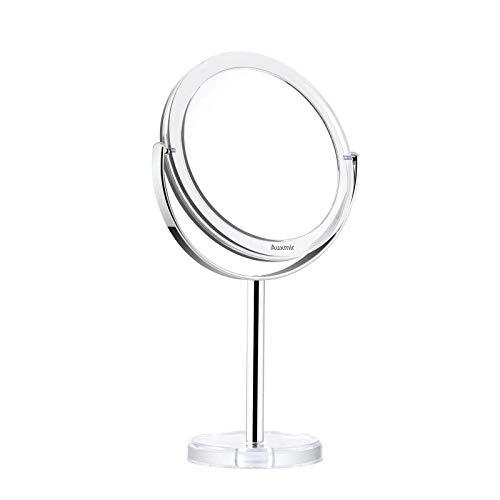 Auxmir Kosmetikspiegel Makeup Spiegel Tischspiegel mit 1-/ 10 Facher...