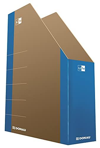 DONAU LIFE 3550001FSC-10 Stehsammler Stehordner Archive Box Pappe/...