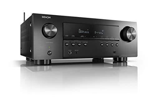 Denon AVR-S960H 7.2-Kanal AV-Receiver, Hifi Verstärker, Alexa...