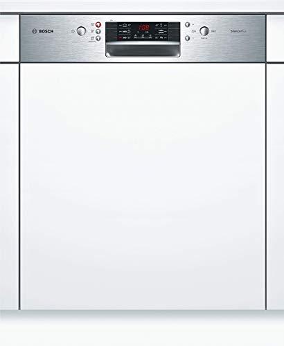 Bosch SMI46LS00E Serie 4 Geschirrspüler Teilintegriert / A++ / 60 cm...