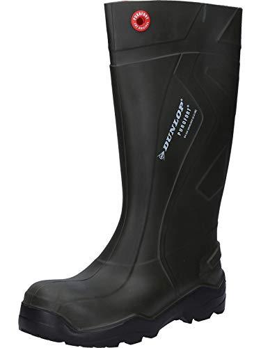 Dunlop C762933 S5 PUROFORT+ Unisex-Erwachsene Langschaft Gummistiefel,...