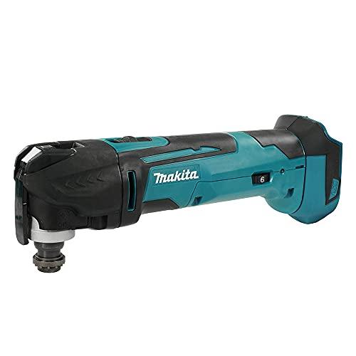 Makita Akku-Multifunktion Werkzeug (ohne Akku/Ladegerät, 390 W, 18 V)...