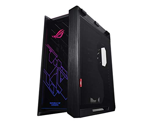 ASUS ROG Strix Helios Gaming Gehäuse (RGB, EATX/ATX, GPU, Aluminium,...