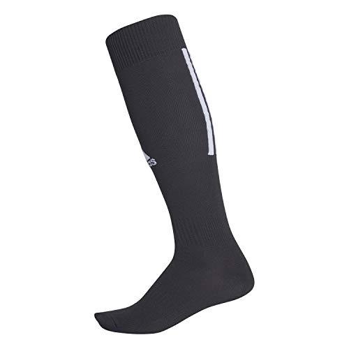 adidas Santos 18 Socks, Black/White, 37-39