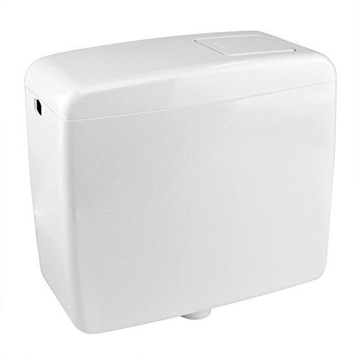 Stabilo-Sanitaer WC Aufputz-Spülkasten Toilette Tiefhängespülkasten...