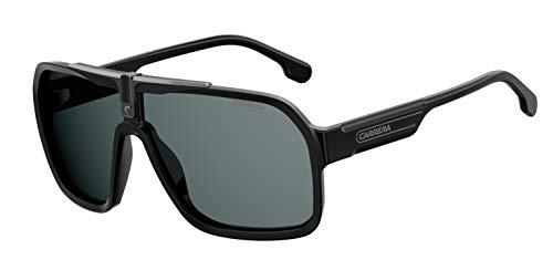 CARRERA Sonnenbrille 1014S-0032K-64 Aviator Sonnenbrille 64, Schwarz