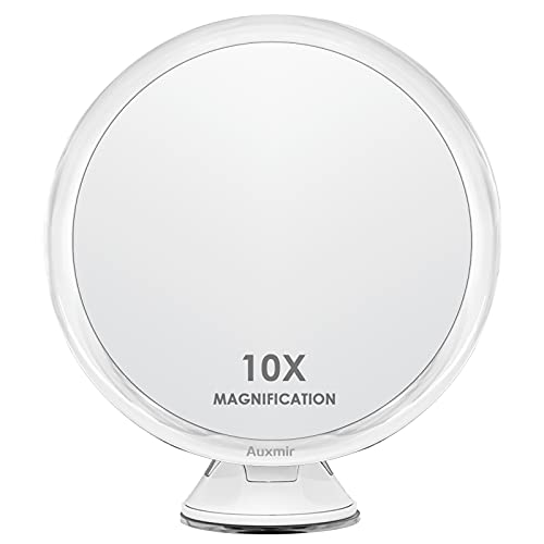 Auxmir Kosmetikspiegel Makeup Spiegel mit 10-Facher Vergrößerung,...