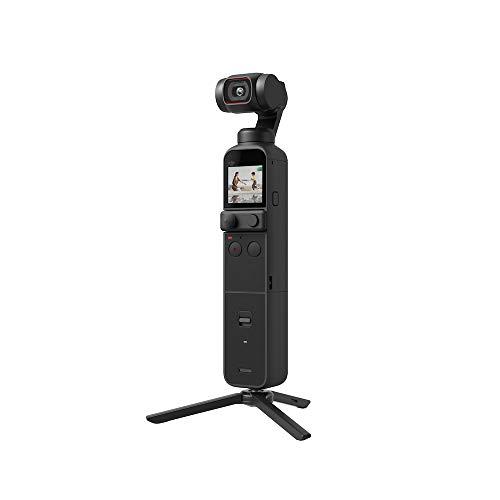 DJI Pocket 2 Creator Combo - 3-Achsen Kamerastabilisierung 4K, Vlog,...