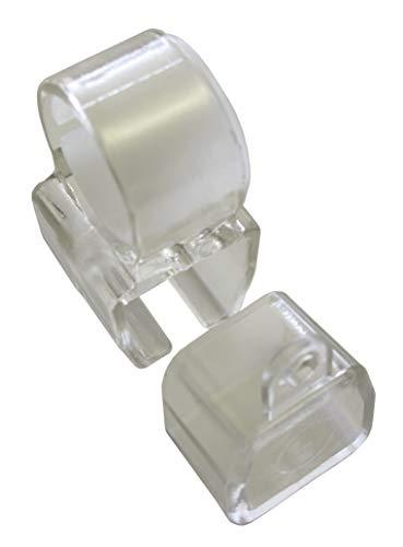 Gardinia Halter, Kunststoff, glasklar, 0.1, 2