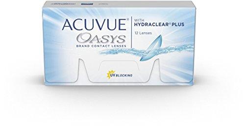 Acuvue Oasys for Astigmatism 2-Wochenlinsen weich, 12 Stück / BC 8.6...