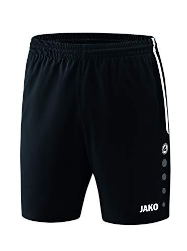 JAKO Herren Competition 2.0 Shorts, schwarz (schwarz), XXL