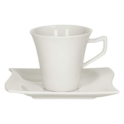 Van Well 2tlg.-Set Kaffeetasse Harmony 200 ml + Untertasse...
