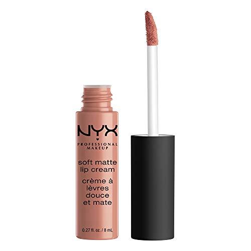 NYX Professional Makeup Soft Matte Lip Cream, Cremiges und mattes...