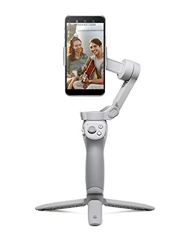 DJI OM 4 - Handgeführter Smartphone-Gimbal mit Stabilisierung auf 3...