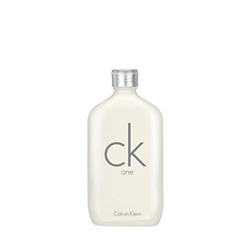 CALVIN KLEIN ck one Eau de Toilette, aromatisch-zitrischer Unisex-Duft...