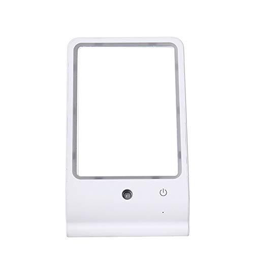LED Portable Kosmetikspiegel Luftbefeuchter Tischlampe...