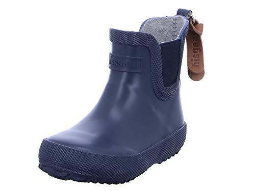 Bisgaard Unisex-Kinder Rubber Boot Baby Gummistiefel, Blau (Blue 20),...