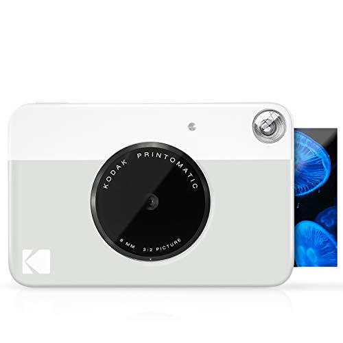 Kodak PRINTOMATIC Digitale Sofortbildkamera, Vollfarbdrucke auf ZINK...