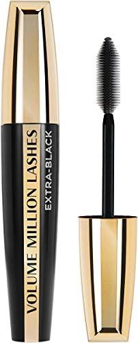 L'Oréal Paris Mascara, Tief-schwarze Wimperntusche für extra...