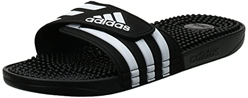 adidas Adissage, Unisex-Erwachsene Dusch- & Badeschuhe, Schwarz (Negro...