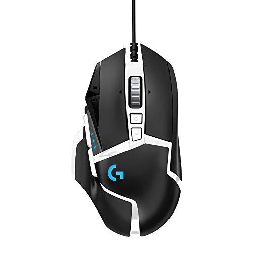 Logitech G502 HERO Gaming-Maus Special Edition mit HERO 25K DPI...
