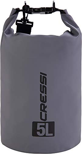 Cressi Unisex-Erwachsene Dry Bag-Wasserdichte Taschen mit langem...