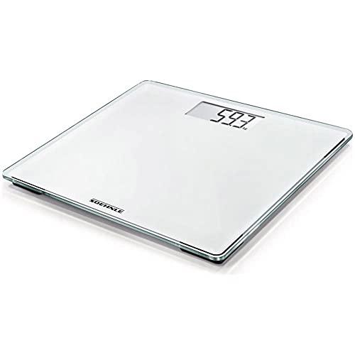 Soehnle Style Sense Compact 200, Personen Digitalwaage in kompakter...