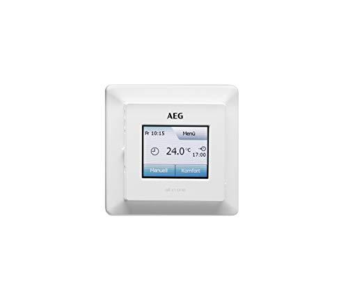 AEG Haustechnik 233919 Fußboden- und Raumtemperaturregler FRTD 903...